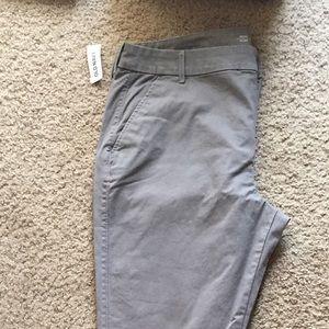 Old Navy Skinny Khaki Pants